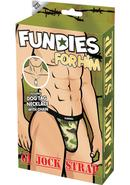 Fundies Gi Jock Set W/ Dog Tag-o/s