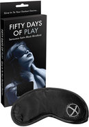Fifty Days Of Play Blindfold