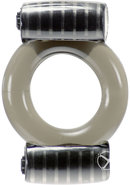 Rock Ring Double Trouble Waterproof Black