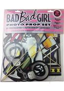Bad Bad Girl Photo Prop Set