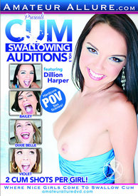 Cum Swallowing Auditions 03