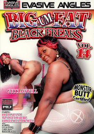 Big Um Fat Black Freaks 14