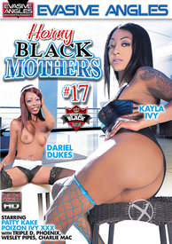 Horny Black Mothers 17(disc)