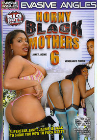 Horny Black Mothers 06