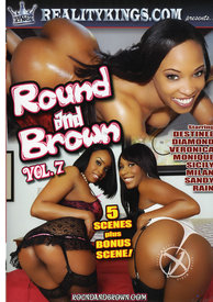 Round And Brown 07