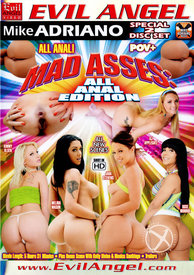 Mad Asses All Anal Edition {dd}