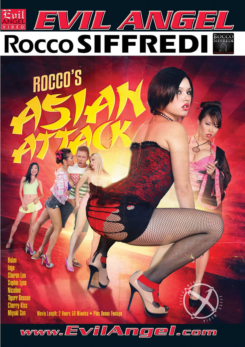 Roccos Asian Attack