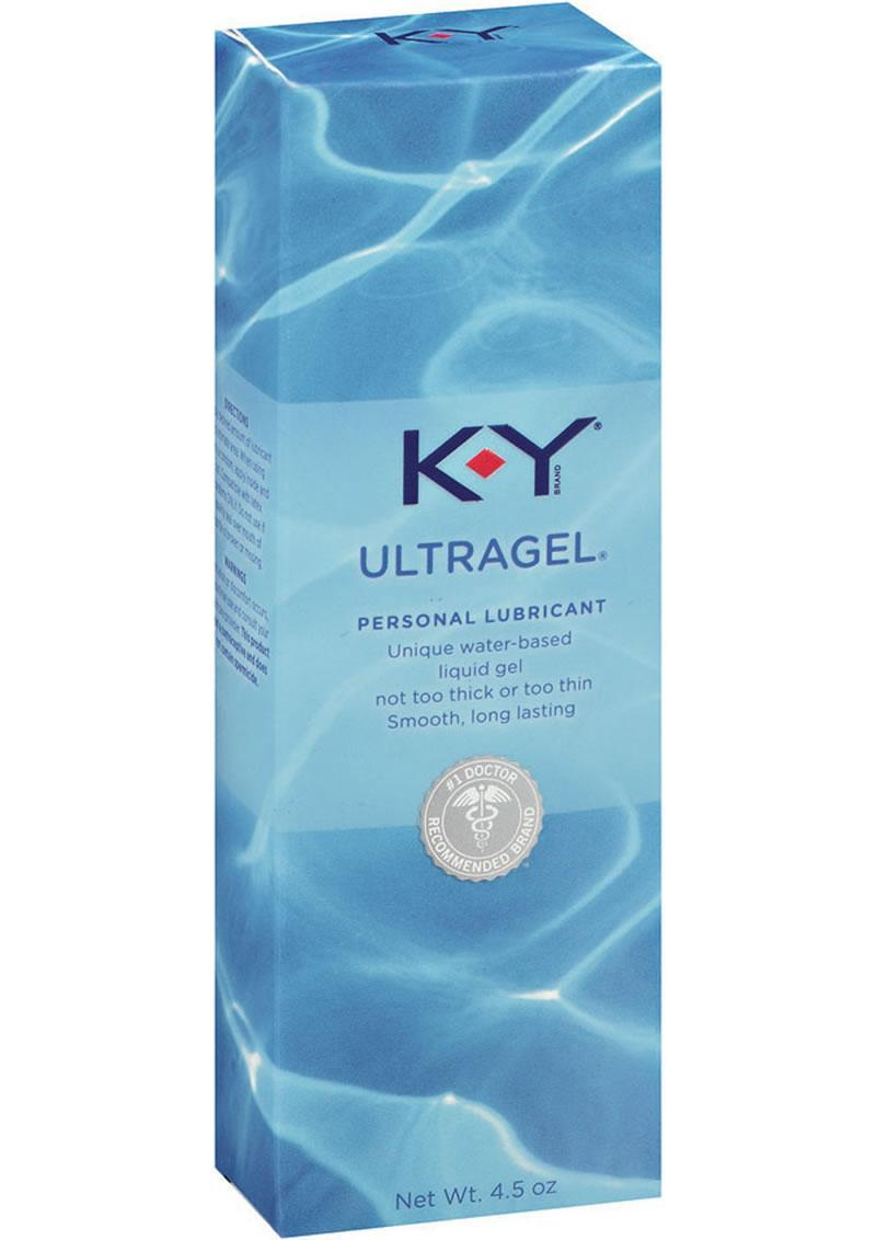 Ky Ultragel Personal Lube 4.5 Oz