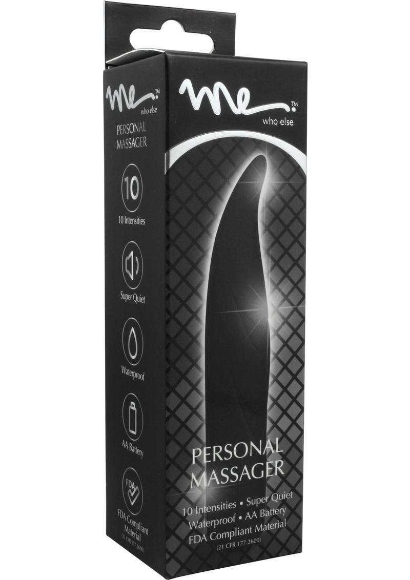 Me Vibe Massager Black