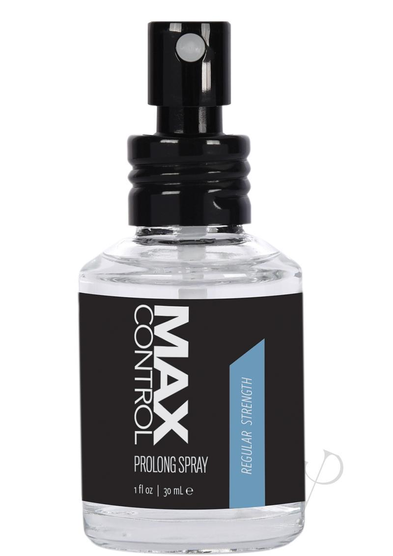 Max Control Prolong Spray Regular Strength 1oz
